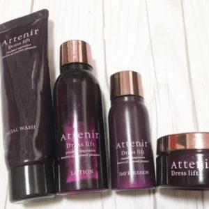 【レポート】40代肌におすすめ!コスパ抜群のドレスリフト化粧水