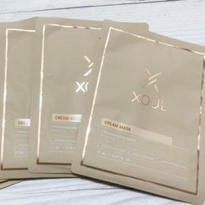 【XOUL(ソウル)】ヒト幹細胞培養液配合の濃密クリームマスクをレビュー